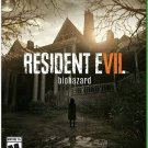Brand New XBOX One XB1 Video Game Resident Evil 7 Biohazard Ship From USA