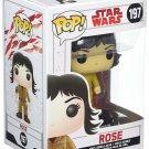 Funko POP Star Wars Star Wars The Last Jedi Rose With Box Ship From USA