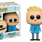Funko POP Television South Park Phillip Blue With Box Ship From USA
