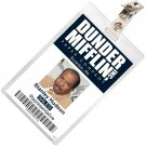 New Product The Office STANLEY HUDSON Dunder Mifflin ID Badge Cosplay Costume Name Tag TO-15