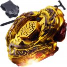 L-Drago Destructor Destroy Gold Armored USA Beyblade STARTER SET w/ Launcher Ripcord
