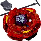 Ultimate Meteo L-Drago Rush Red USA Beyblade STARTER SET w/ Launcher & Ripcord