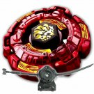 Fang Leone RED BURNING CLAW USA Beyblade STARTER SET w/ Launcher & Ripcord!