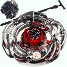 Dark Knight Dragooon / Ronin Dragoon USA Beyblade STARTER SET w/ Launcher & Ripcord!