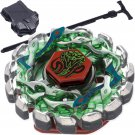 USA Beyblade Poison Serpent Metal Fusion STARTER SET w/ Launcher & Ripcord!