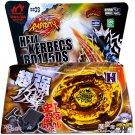 Hades Kerbecs / Hell Kerbecs Metal Masters USA Beyblade NIP + Launcher - Ship From USA!