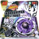Jade Jupiter Metal Fusion Fight Fury Masters USA Beyblade Set w/ Launcher NIP