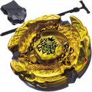 Hades / Hell Kerbecs Metal Masters 4D USA Beyblade Starter Set w/ Launcher & Ripcord