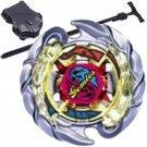 Killer / Evil Gemios Metal Fusion 4D USA Beyblade STARTER SET w/ Launcher