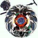 Orochi (Orojya) Wyvang Zero-G Shogun Steel USA Beyblade STARTER SET w/ Launcher