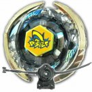 Thermal Pisces Metal Fusion 4D USA Beyblade BB-57 Starter Set w/ Launcher & Ripcord!