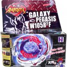 Galaxy Pegasus / Pegasis Metal Fury USA Beyblade Set NIP + Launcher - Ship From USA!