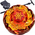 Sol (Solar) Blaze V145AS Ultimate-Type USA Beyblade STARTER SET w Launcher & Ripcord