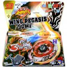 USA Beyblade Wing Pegasus / Pegasis + Launcher Ripcord in RETAIL PACKAGING