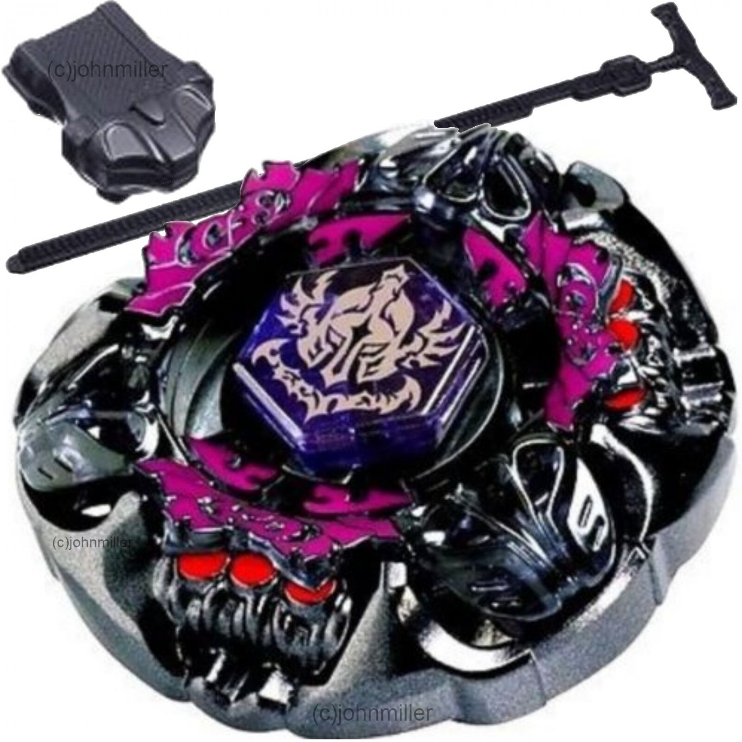 GRAVITY DESTROYER / PERSEUS AD145WD USA Beyblade STARTER SET w/ Launcher & Ripcord!