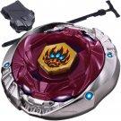 Phantom Orion B:D Metal Fury 4D USA Beyblade STARTER SET w/ Launcher & Ripcord