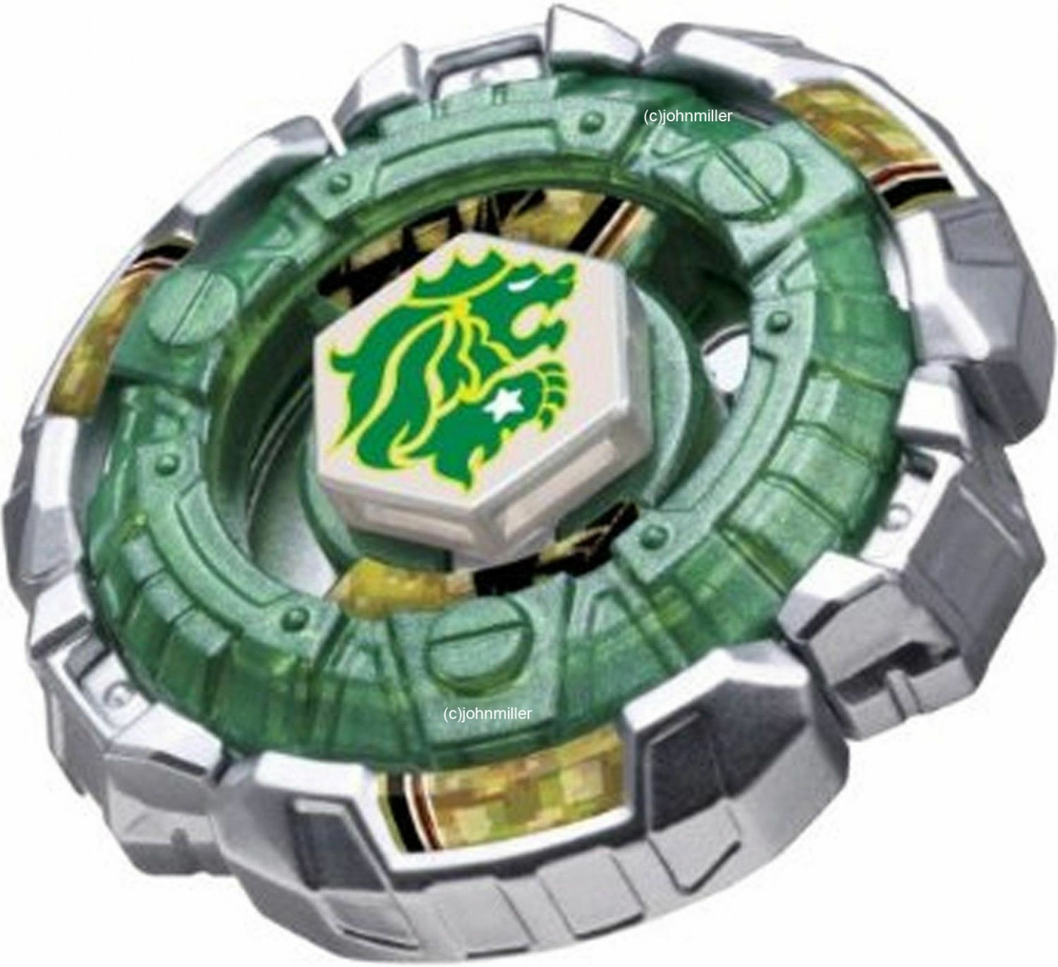 Fang Leone Metal Fury 4D USA Beyblade BB-106 / B-147 - Ship From USA!