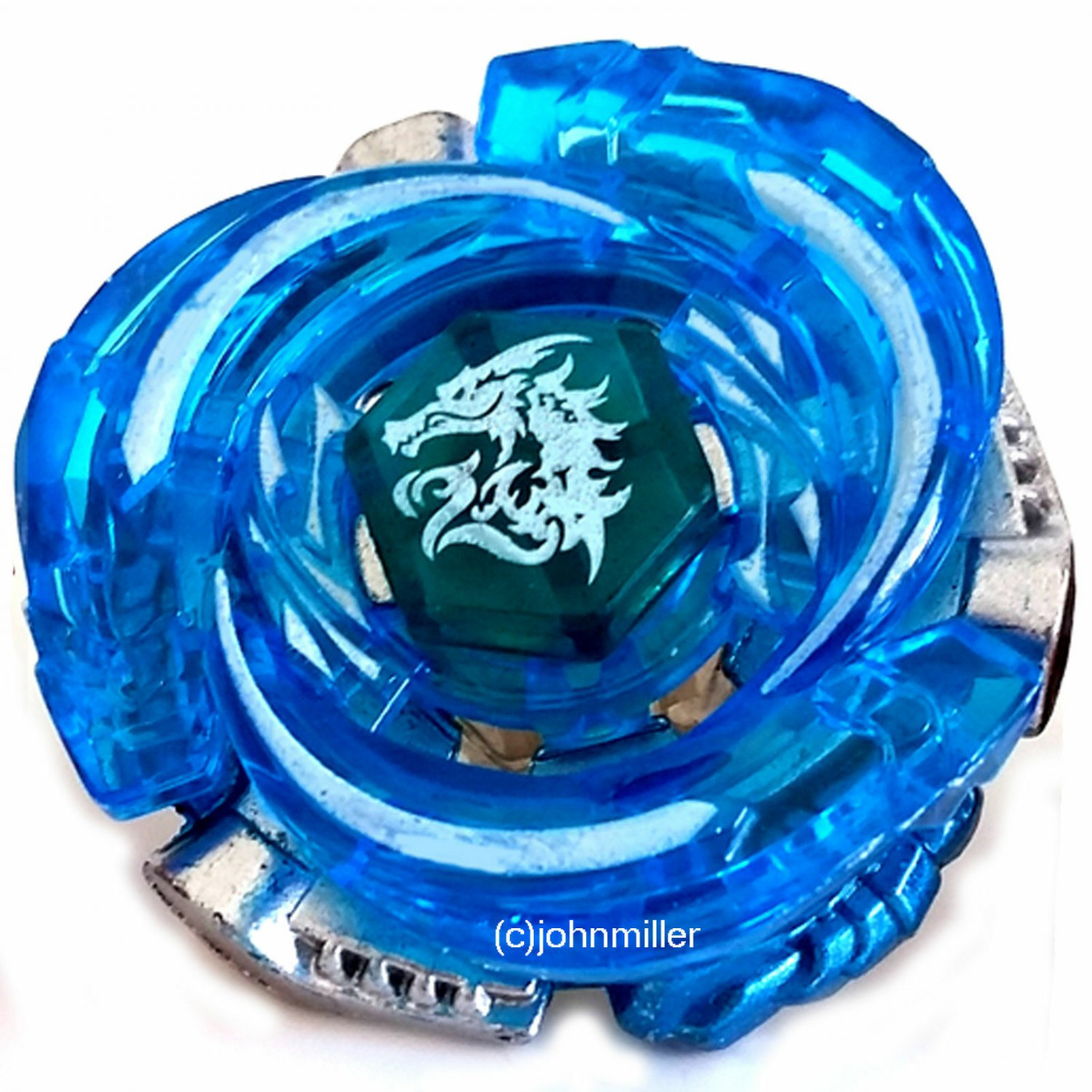 Ultimate Meteo L-Drago Assault Version BLUE USA Beyblade BB-98 - Ship From USA!