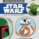 BOOKS Cross Stitch Creations Star Wars: 12 Out-of-this-world Patterns