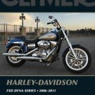 BOOKS Harley-Davidson FXD Dyna Series 2006-2011 [Clymer Manuals: Motorcycle Repair]