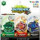 TAKARA TOMY Beyblade Burst Cho-Z Triple Booster Set B-121 USA