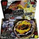 Beyblade Death Quetzalcoatl Metal Fury Starter NIP w/ Launcher BB-119 US