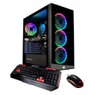 iBUYPOWER Gaming PC Desktop Intel Core i7-9700F 16GB DDR4, 240GB SSD 1TB HDD