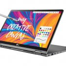 LG Gram 14 Inch 2-in-1 Laptop 16GB RAM 256GB SSD Intel Core i7-8565U Wacom Pen Windows 10 Home