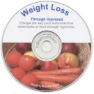 Weight Loss Through Hypnosis CD
