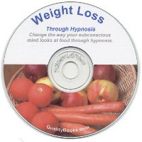 Weight Loss Through Hypnosis CD