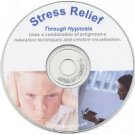 Stress Relief Through Hypnosis CD