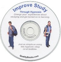 Improved Study Habits Through Hypnosis CD