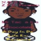"A Day In Da Life ExPerience The Album by Mr.Tac a.k.a. ""Chocolate"""