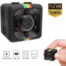 Mini Hidden Spy Camera Full HD 1080P Motion Detection Night Vision Dash Nanny Camera