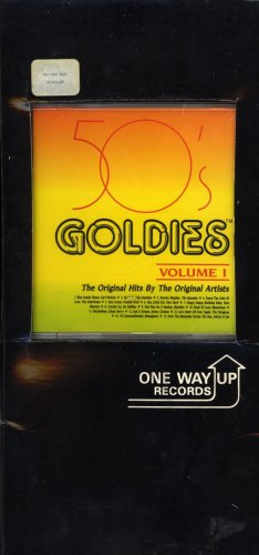 50's Goldies Complete CD Set - 3 Discs