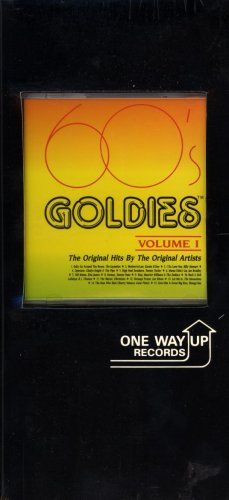 60's Goldies Complete CD Set - 3 Discs (Brand New)