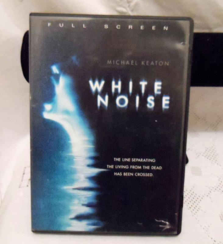 White Noise DVD Personal Copy Not a Rental