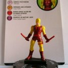 HEROCLIX Marvel DAREDEVIL Figure 020 DAREDEVIL YELLOW card included
