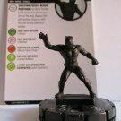 HEROCLIX Marvel BLACK PANTHER Figure 018 AVENGERS card included