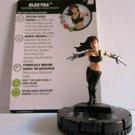 HEROCLIX Marvel ELEKTRA Figure 017 ULTIMATE DARE DEVIL card included