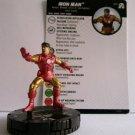 HEROCLIX Marvel IRON MAN Figure 001 TONY STARK AVENGERS card included