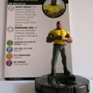 HEROCLIX Marvel LUKE CAGE Figure 008 HEROES FOR HIRE card included