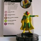 HEROCLIX Marvel VISION Figure 006 VISIONS AVENGERS card included