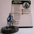 HEROCLIX Marvel DORA MILAJE MIDNIGHT ANGEL Figure 006 AVENGERS card included