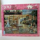 Schmid  The Wedding Shop Large Piece (300) Format Puzzle John O Brien Sealed New