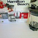 Hamilton Beach Wave Action Blender 48 Oz Glass Pitcher Only Replacement Part