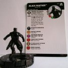 HEROCLIX Marvel BLACK PANTHER Figure 009 AVENGERS card included