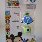 DISNEY TSUM TSUM  1PK SERIES 5 MYSTERY CHARACTER DISGUST 555 MIKE 533