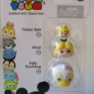 DISNEY TSUM TSUM  1PK SERIES 3 TINKER BELL ALICE UGLY DUCKLING