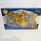 Disney Aladdin Agrabah Tea Set brand new in box